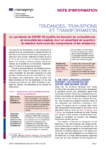 Tendances, transitions et transformation
