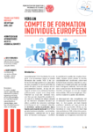 Vers un compte de formation individuel européen