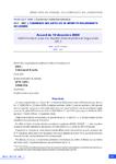 Accord du 10 décembre 2020 relatif à la mise en place d'un dispositif d'activité partielle de longue durée (APLD)