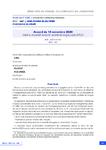 Accord du 18 novembre 2020 relatif au dispositif d'activité partielle de longue durée (APLD)