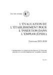 L'Établissement pour l'insertion dans l'emploi (Épide)
