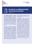 Synthèse Bilan négociation collective 2020 - application/pdf