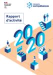 France compétences - Rapport d'activité 2020