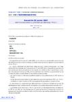 Accord du 22 janvier 2021 relatif à la reconversion ou promotion par alternance « Pro-A »