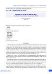 Avenant n° 40 du 27 janvier 2021 relatif à l'activité partielle de longue durée (APLD)