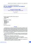 Accord du 10 février 2021 relatif aux certificats de qualification professionnelle