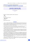 Accord du 11 décembre 2020 relatif à l'activité partielle de longue durée