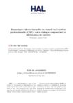 Dynamiques interactionnelles en conseil en évolution professionnelle (CEP)