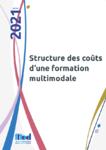 Structure des coûts d'une formation multimodale