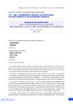 Accord du 26 janvier 2021 relatif à l'activité partielle de longue durée (APLD) liée à l'épidémie de « Covid-19 » dans les entreprises de moins de 50 salariés