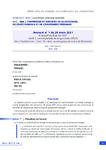 Avenant n° 1 du 26 mars 2021 à l'accord du 26 janvier 2021 relatif à l'activité partielle de longue durée (APLD) liée à l'épidémie de « Covid-19 » dans les entreprises de moins de 50 salariés