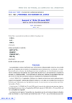 Avenant n° 74 du 16 mars 2021 relatif au contrat de professionnalisation