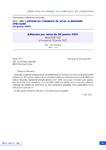 Adhésion par lettre du 28 janvier 2021 de la FNAF CGT à l'accord du 12 janvier 2021