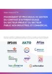 Financement et processus de gestion du contrat d'apprentissage du secteur privé et du secteur public non industriel et commercial. Vade-mecum CFA