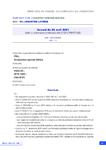 Accord du 28 avril 2021 relatif à la formation professionnelle (CQP, CPNEFP, VAE)