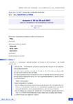 Avenant n° 38 du 28 avril 2021 relatif à la modification de la convention collective