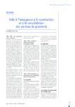 Réunion : aide à l'émergence à la construction et à la consolidation des services de proximité