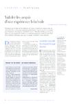 Valider les acquis d'une expérience bénévole - Dennery - Isa - application/pdf