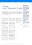 La Boucle un club d'échanges pour l'emploi - Gautier-Moulin - application/pdf