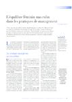 L'équilibre féminin-masculin dans les pratiques de managemen - application/pdf