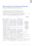 Des ressources (en ligne) et des hommes 1 - De la philosophi - application/pdf