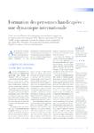 Formation des personnes handicapées une dynamique internatio - application/pdf