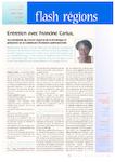 Entretien avec Francine Carius, vice-présidente du Conseil régional de la Martinique et présidente de la Commission formation professionnelle