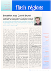 Entretien avec Daniel Brunel, vice-président du Conseil régi - application/pdf