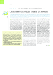 100e anniversaire du ministère du Travail - Gautier-Moulin P - application/pdf