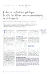 Eclairer la décision publique le rôle des observatoires terr - application/pdf