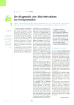 11e Uféo un diagnostic des discriminations est indispensable - application/pdf