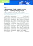 Agenda social 2008 Nicolas Sarkozy appelle à une nouvelle né - application/pdf