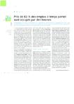 Près de 83% des emplois à temps partiel sont occupés par des - application/pdf