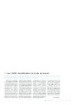 1er mai 2008, recodification du Code du travail - Grillot - - application/pdf