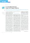 """Le """"paradoxe français"""", enjeu de la future réforme"""