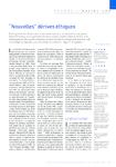 """""""Nouvelles"""" dérives éthiques"""