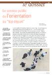 """Le service public de l'orientation au """"top départ"""""""
